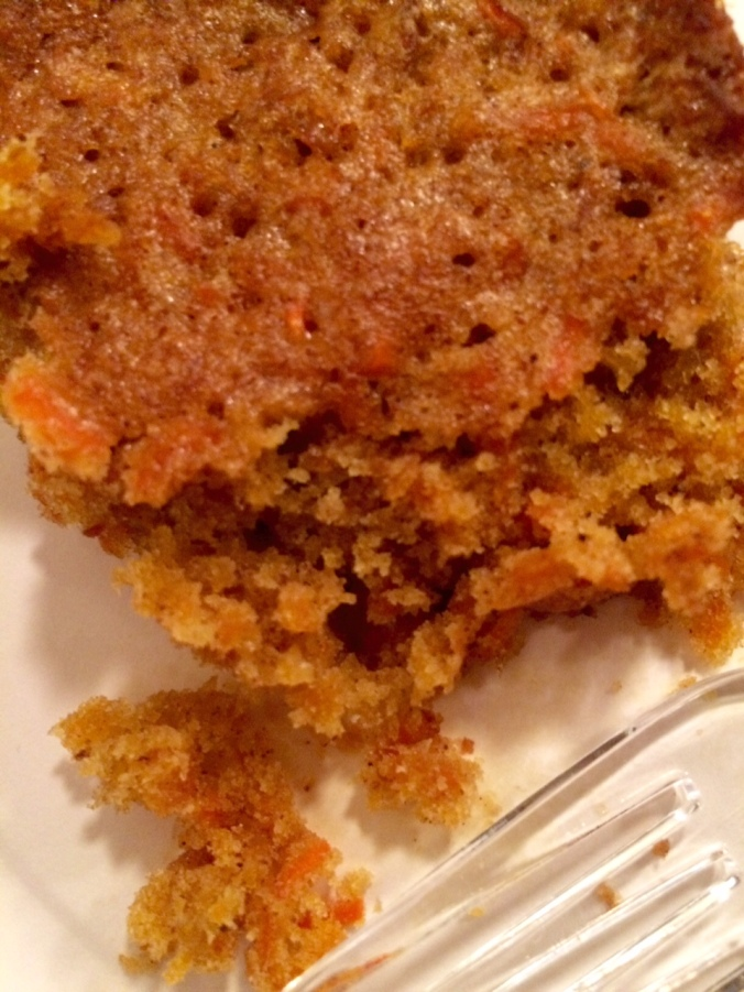 Carrot Pudding 10