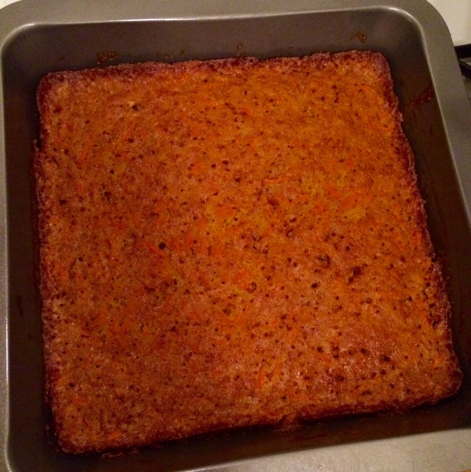 Carrot Pudding 9