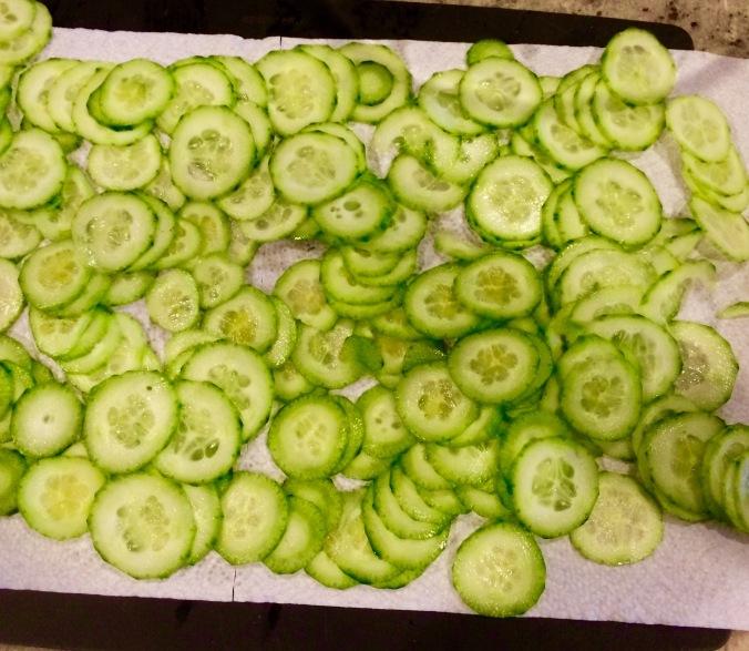 Cucumber Salad 4