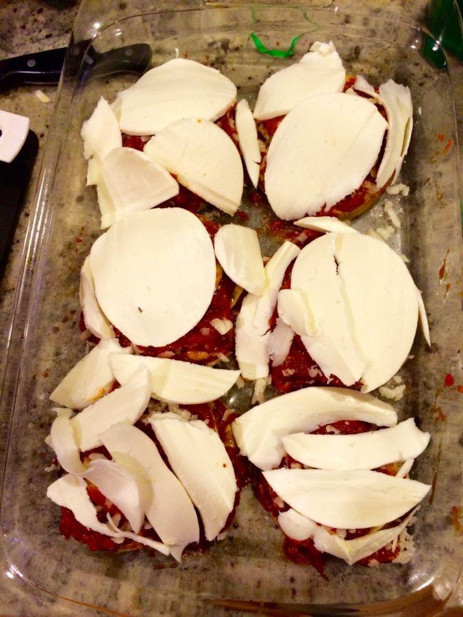Eggplant Parm 13