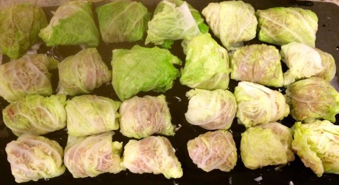 Stuffed cabbage 12