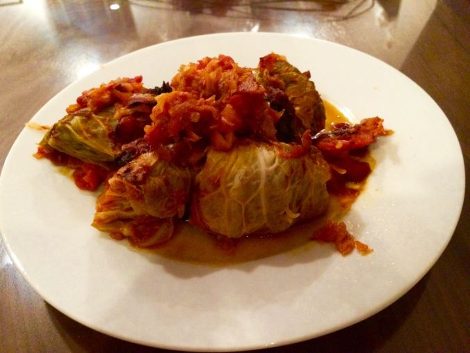 Stuffed cabbage 16