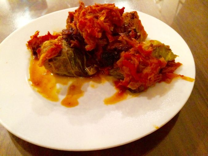 Stuffed cabbage 17