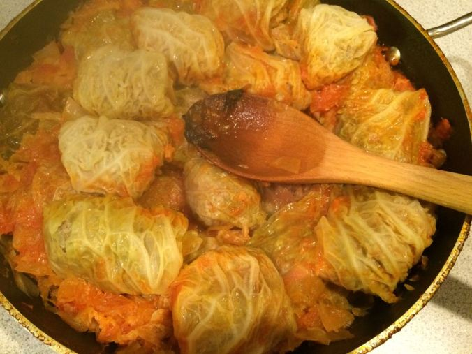 Stuffed cabbage 18