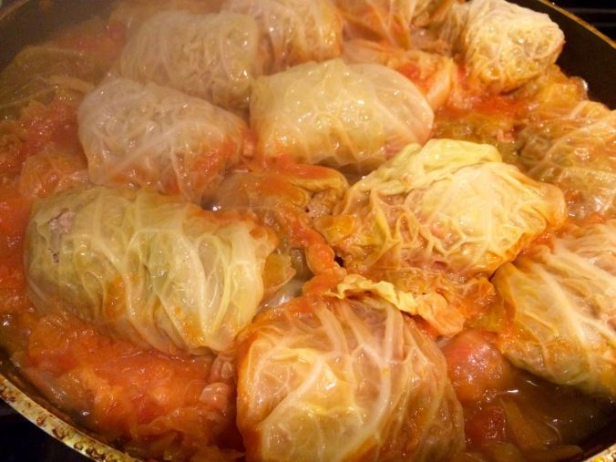Stuffed cabbage 20