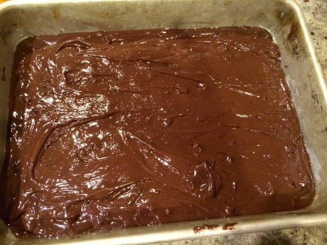Jazzing Up A Chocolate Cake Mix